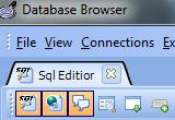 مرورگر انواع دیتابیس(Database Browser)